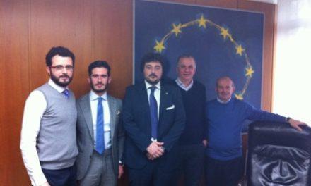 Incontro Presidente UN.I.COOP. Lazio Avv. Lorenzo Stura con nuovo Consiglio Provinciale Latina