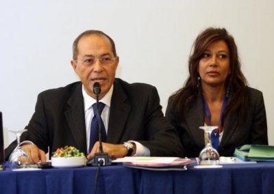 Felice Coppolino, Maria Caterina Cosentino