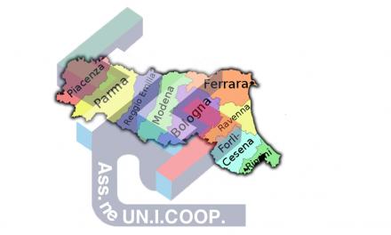 COSTITUZIONE UN.I.COOP. UNIONE REGIONALE EMILIA ROMAGNA