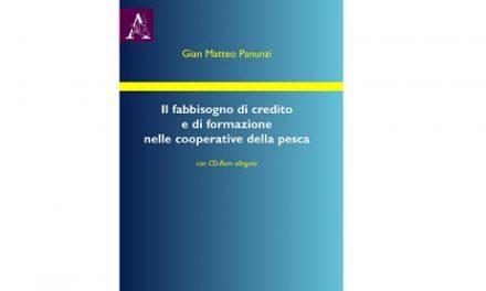 """Pubblicazione """"Il fabbisogno di credito e di formazione nelle cooperative della pesca"""""""