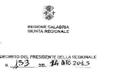 Francesco Carrabetta nominato Membro della Giunta Regionale Calabria