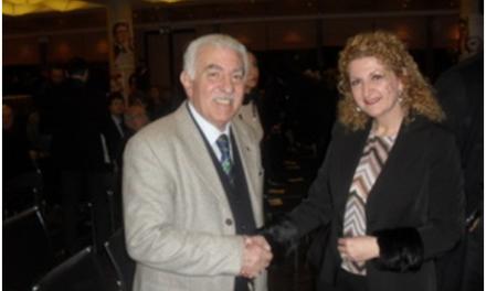 La Presidente della UN.I.COOP. Ragusa, Gianna Di Martino, incontra il Console della Turchia ed avvia rapporti di futura collaborazione