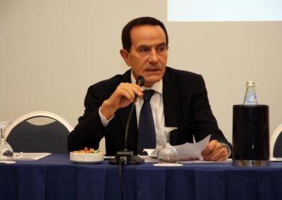 Il Presidente Francesco Dello Russo