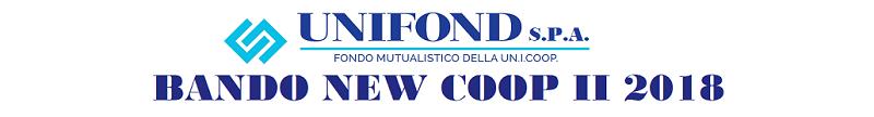 NUOVO BANDO PER FINANZIAMENTO SPESE DI COSTITUZIONE NUOVE COOPERATIVE (SCADENZA 31.12.2018)
