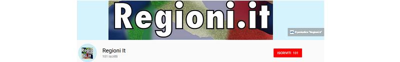 Regioni.it: attivo il canale YouTube della testata