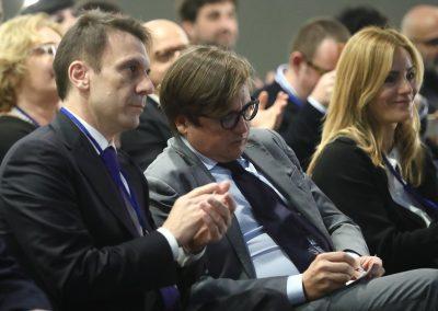 Dott. Marco Ginanneschi - Sen. Pier Paolo Sileri - Avv. Lucia Dello Russo