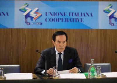 Presidente Francesco Dello Russo
