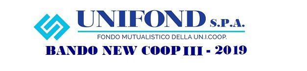 NUOVO BANDO PER FINANZIAMENTO SPESE DI COSTITUZIONE NUOVE COOPERATIVE (SCADENZA 31.12.2019)