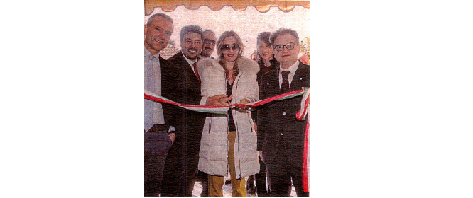Inaugurata nuova sede dell'UN.I.COOP. Provinciale di Varese.