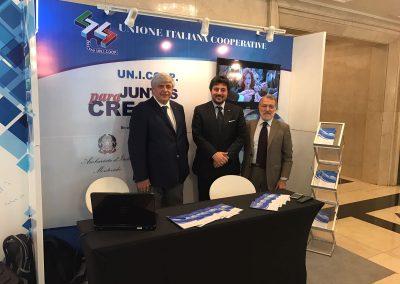 intasa UNICOOP e INACOOP visita UNICOOP in Uruguay