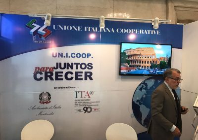 banner UNICOOP e INACOOP l'intesa per le politiche di cooperazione solidale