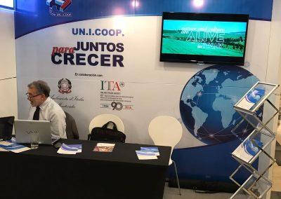 infopoint in Uruguay di INACOOP e UNICOOP