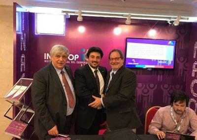 accordo d'intesa tra UNICOOP e INACOOP, incontro delle delegazioni in Uruguay