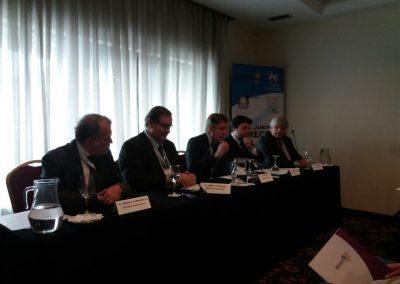 delegazione UNICOOP in visita in Uruguay a INACOOP, protocollo d'intesa firmato.