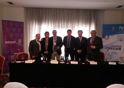 intesa INACOOP E UNICOOP presentazione accordo in Uruguay