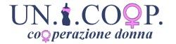logo ufficio cooperazione donna, UNICOOP Roma