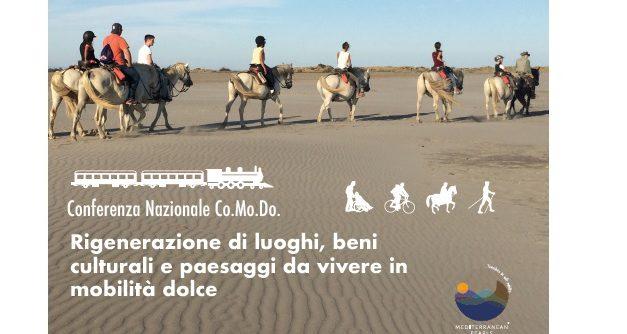 Conferenza Nazionale Co.Mo.Do. 2018 – Rigenerazione di luoghi, beni culturali e paesaggi da vivere in mobilità dolce.