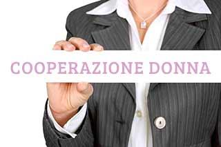 ufficio di Roma Unicoop cooperazione donna Lucia dello Russo